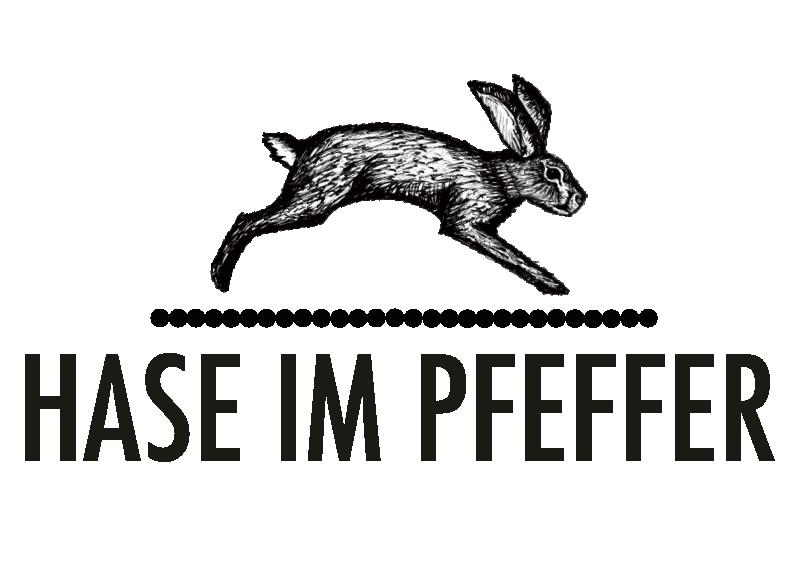 Logo - Hase im Pfeffer