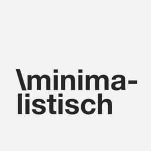 minimalistisch USP